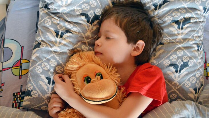 παιδιά ύπνος